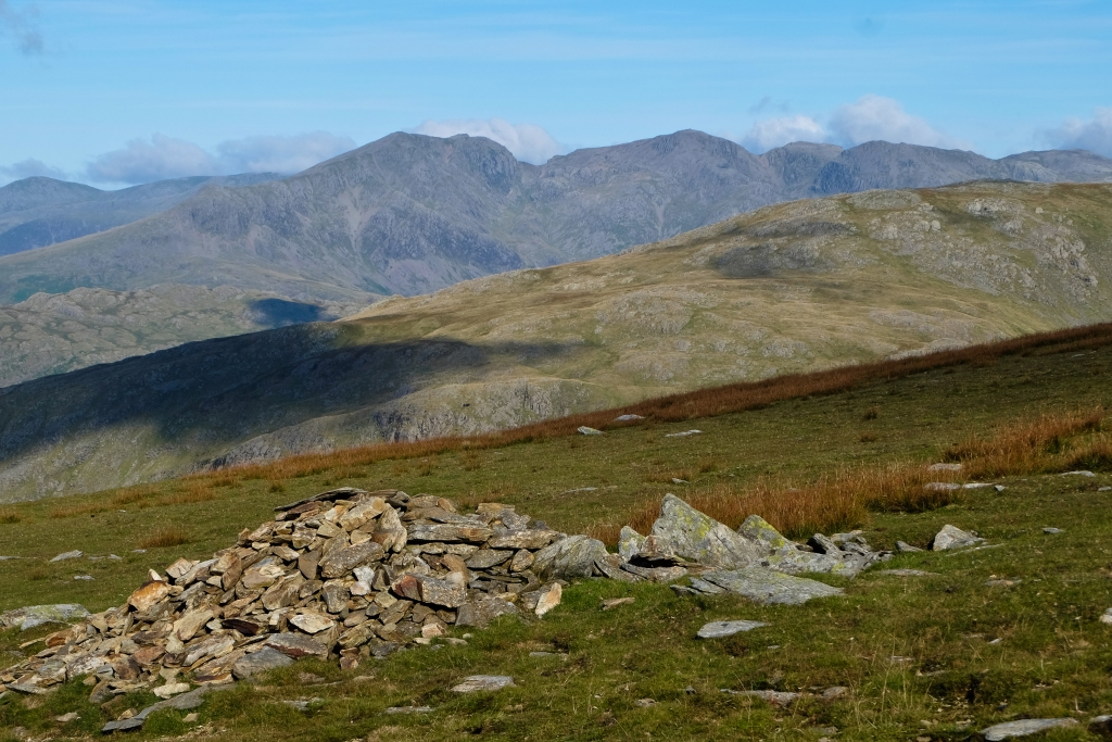 The Scafell massif