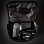 SB700 soft case holds gun & cord