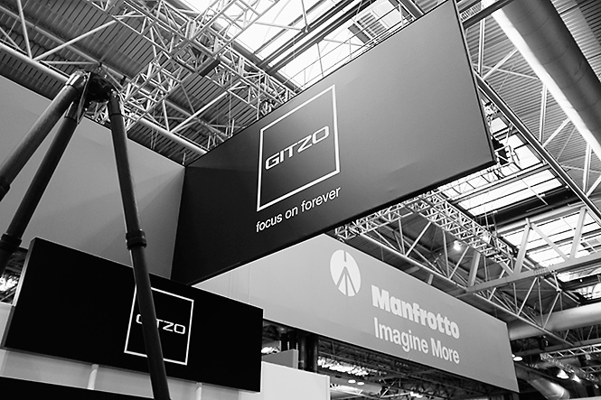 Could this be a clever nod to previous photography events at the NEC?