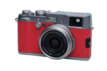 X100 in Red