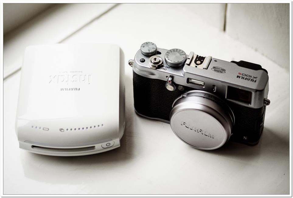 Fujifilm Instax Share SP-1 Smartphoto Printer – Review by ...