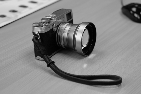 Testing out the TCL-X100 Tele-Conversion Lens for Fujifilm X100/X100S
