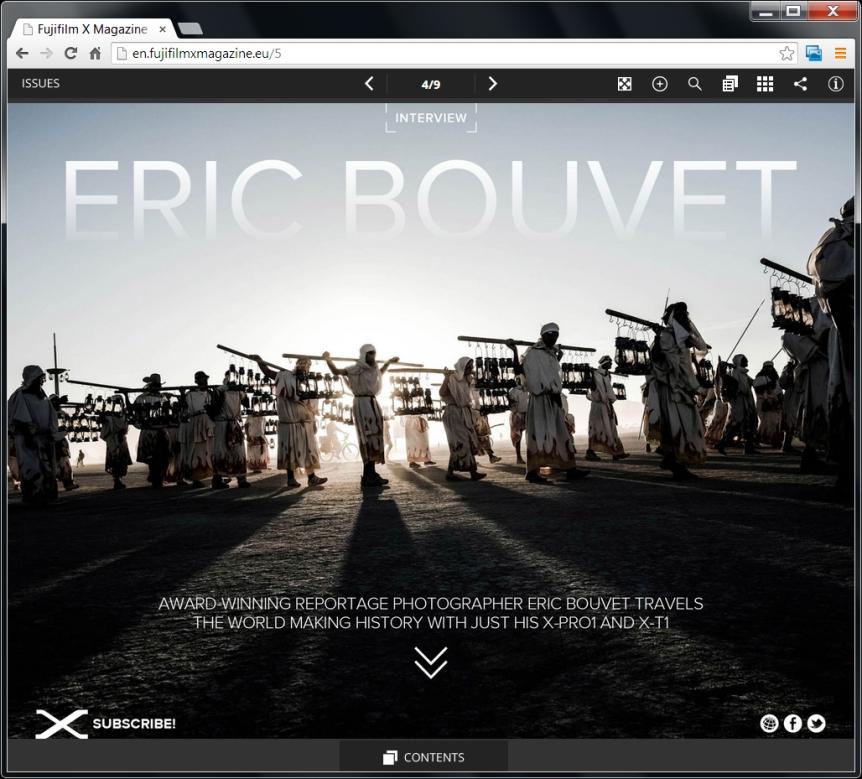 Eric Bouvet