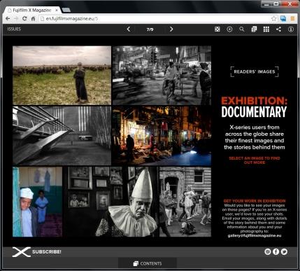 X Magazine exhibition - Documentary