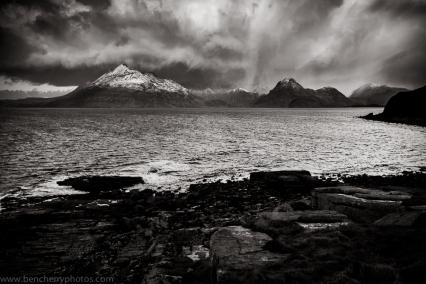 Black Cullins, Isle of Skye