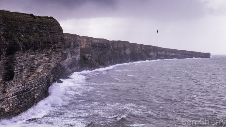 Welsh cliffs