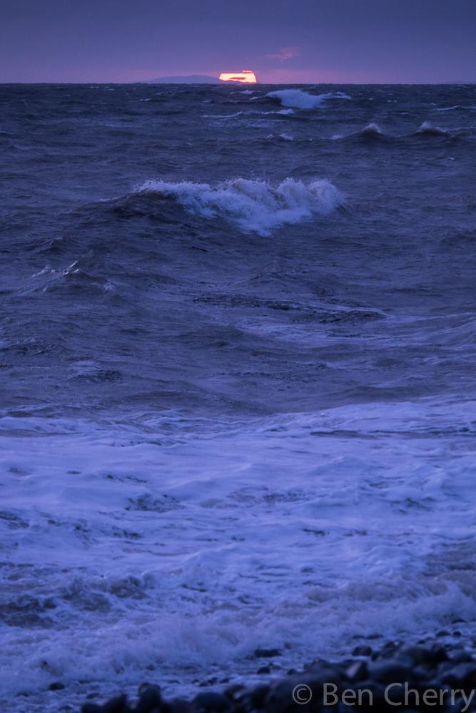Welsh sea