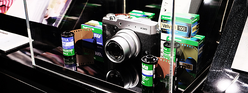 Fujifilm Film Simulations