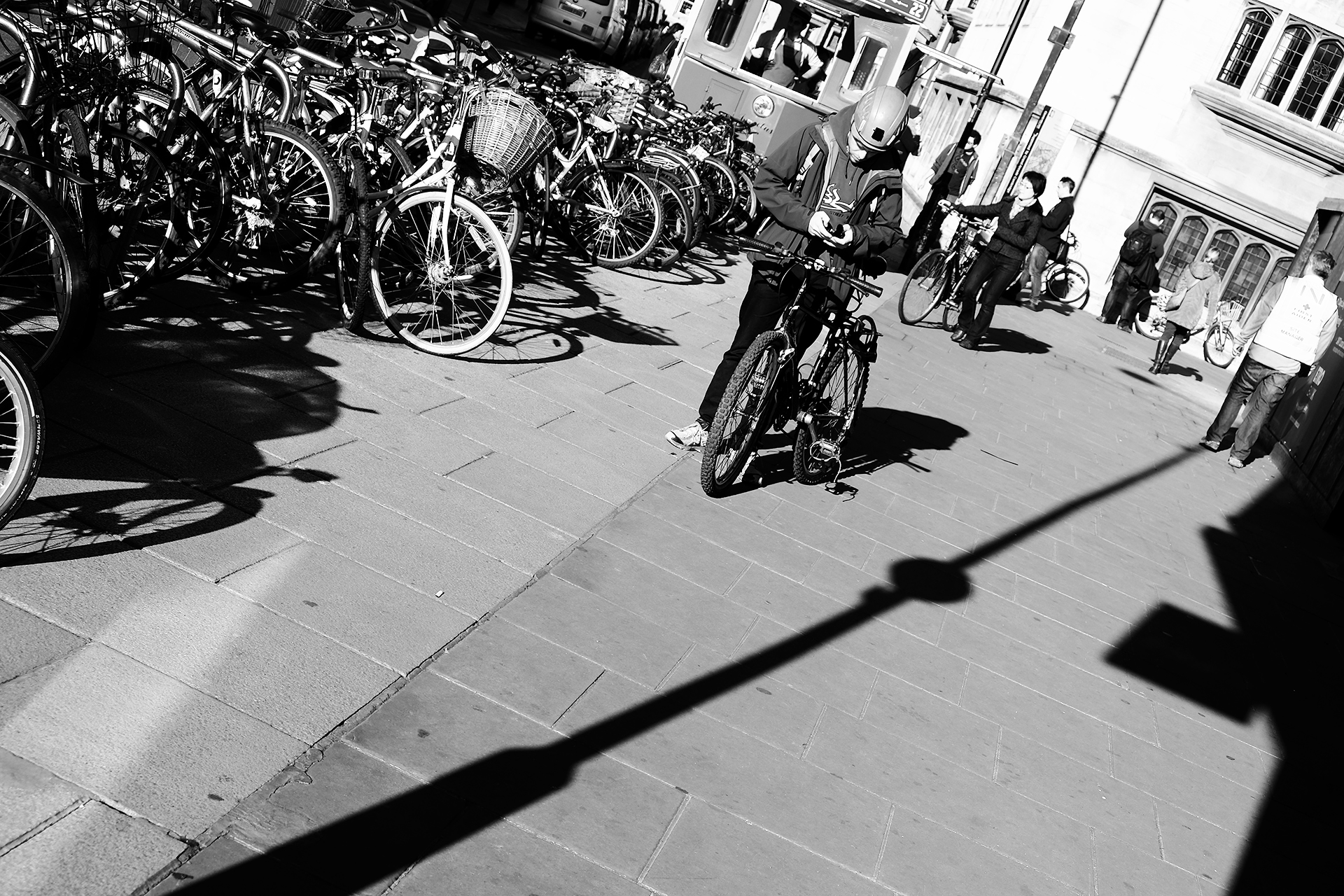 Tutorial street photography the fujifilm blog the bright sun meant that to me the angles would need to come baditri Gallery