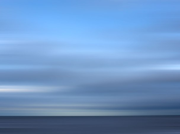The coast is a great place for ICM, this was done on the computer, but it's just as easy to do it while you're there!