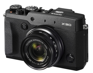 Learn more about the Fujifilm X30 compact digital camera