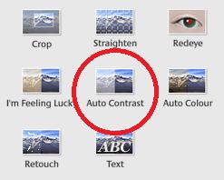 auto contrast