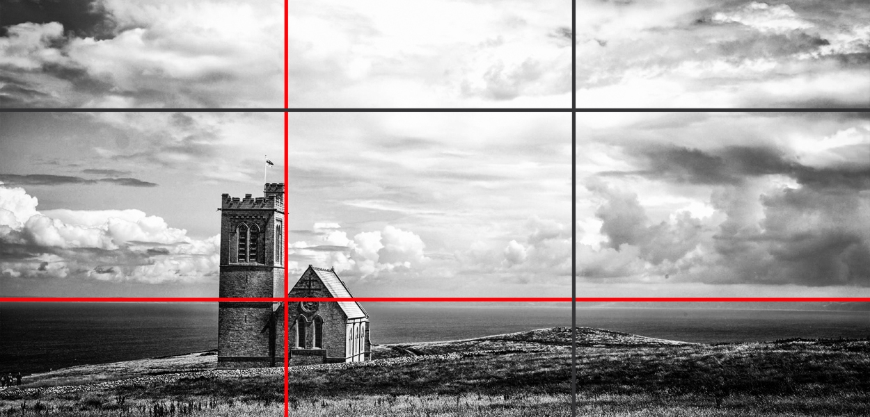 rule of thirds with guides 2