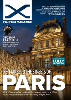 Fujifilm X Magazine - Issue 3