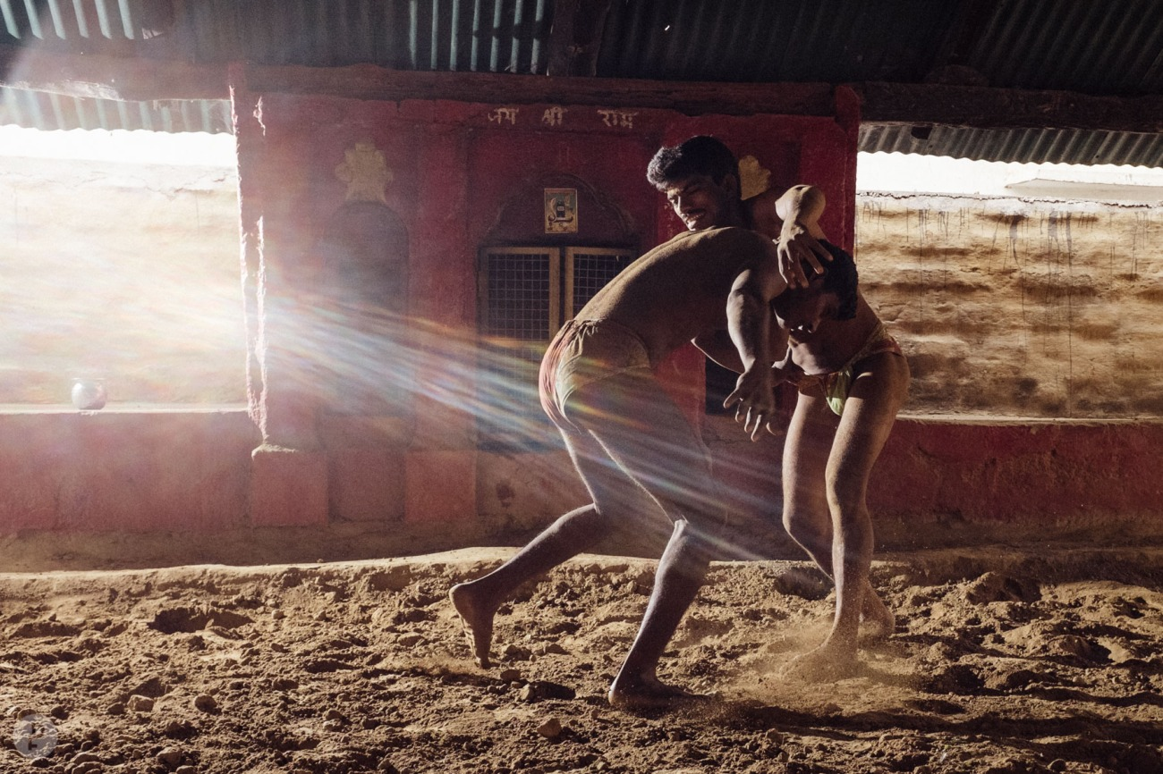 Kushti wrestlers Danny Fernandez Photography landscape (4)