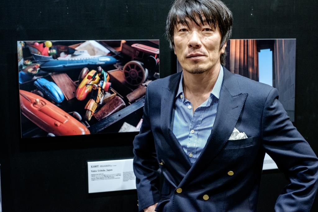"Interview with famous Japanese photographer and original ""X-Photographer"" Yukio Uchida"