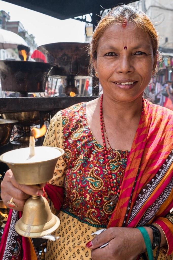 Thamel, Kathmandu, Nepal.