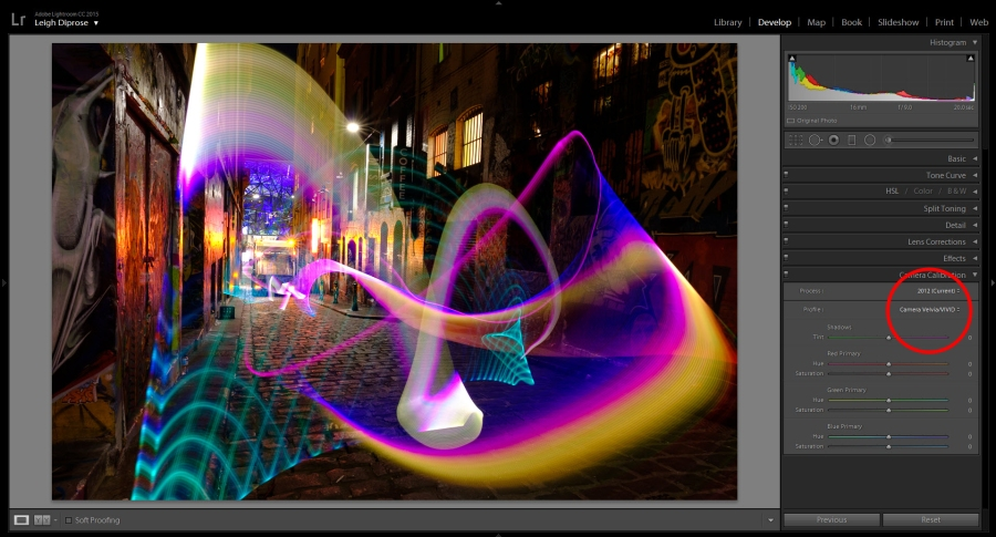 Adobe Lightroom Film Simulations 005