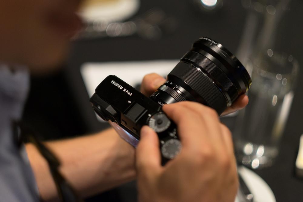 Fujifilm Australia X-Pro2