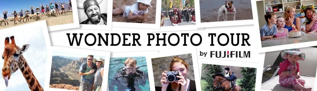 Wonder Photo Tour Header Image