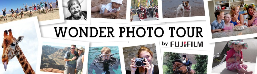 Wonder Photo Tour Header Image