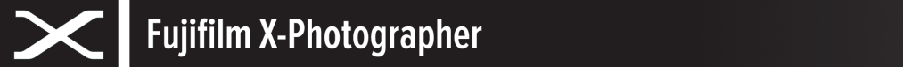 X-Photographer strip BLACK