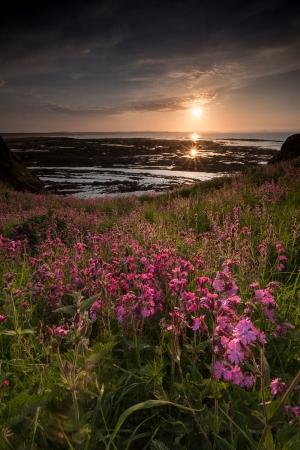 Belhaven Bay in East Lothian