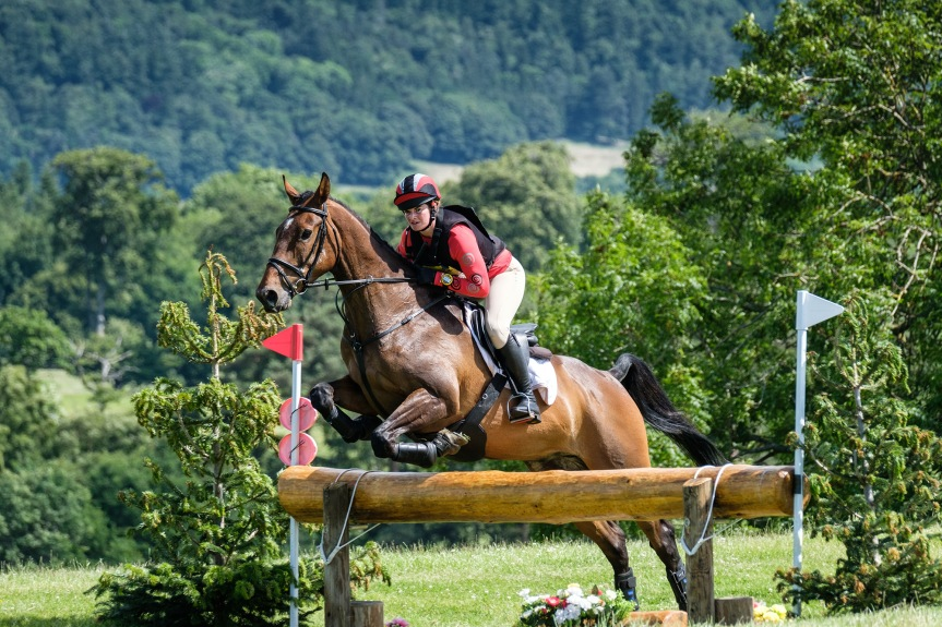 British Eventing - Forgandenny